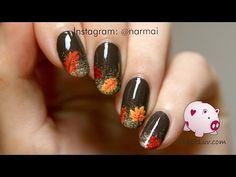 How to Create Impressive Nail Art That's the Perfect Accessory to Your Fall Wardrobe