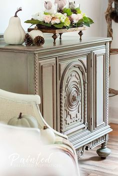 Fall Style Furniture Makeover Fall Buffet Makeover w Sage and Tea Rose Source by . Distressed Furniture, Shabby Chic Furniture, Rustic Furniture, Vintage Furniture, Painted Furniture, Bedroom Furniture, Home Furniture, Asian Furniture, Cheap Furniture