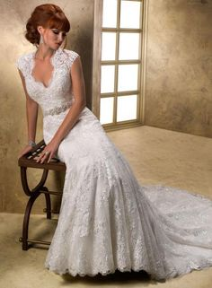 Browse beautiful Maggie Sottero wedding dresses and find the perfect gown to suit your bridal style. Dresses Uk, Bridal Dresses, Dresses Online, Prom Dresses, Maggie Sottero Wedding Dresses, Wedding Gowns, Wedding 2017, Dream Wedding, Vow Renewal Dress
