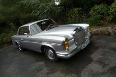 1968 Mercedes-Benz 280 SE Coupé Chassis no. 10801810010357 Engine no. 12998010024931