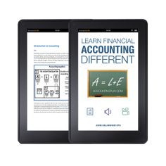 Adjusts your accounts and present your business journal entries with understanding. From depreciations to unearned revenue, accounting play has it all! Financial Accounting, Business Journal, Journal Entries, Investing, Education, Kindle, Learning, Bb, Studying