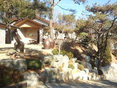 잘꾸민 정원의 아름다운 조화된 산아래 전원주택 - Daum 부동산 Gaia, House Styles