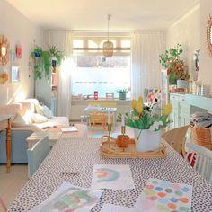 Room Design Bedroom, Room Ideas Bedroom, Bedroom Decor, Cute Room Ideas, Cute Room Decor, Colorful Rooms, Pastel Room, Pretty Room, Aesthetic Room Decor