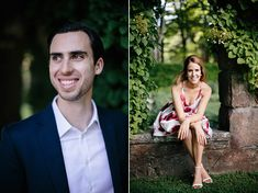 Engagement shoot at The Mount in the Berkshires  Photographer: Lara Kimmerer