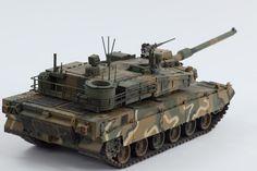 1/35 R.O.K Army K2 'Black Panther'