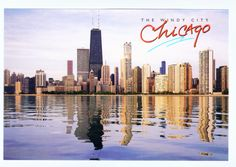 Chicago, the Windy City