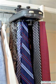 Closet Organization Tips - Its Overflowing