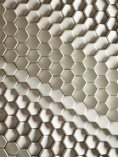 Alexander ceramic tile - Giles Miller Studio.