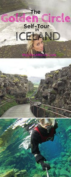 Here's how you can do the famous Golden Circle tour on your own in Iceland!