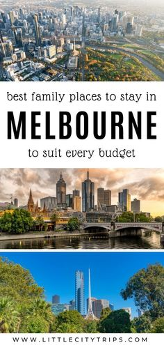 Visiting Melbourne with kids? Where do you find the best family-friendly hotels & accommodation in Melbourne? An area guide plus our hand-picked favourites to suit every budget Melbourne Travel, Visit Melbourne, Australia Funny, Australia Travel, Top Travel Destinations, Places To Travel, Budget Travel, Usa Places To Visit, New Zealand Travel