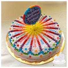 Cake Good Bay Kindergarten (До свидания, детский садик!) https://www.facebook.com/katrin.smirnova.3958