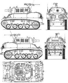 M8 Scott blueprint