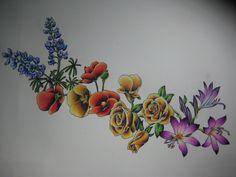this would make a pretty texas tattoo bracelet Pin Up Tattoos, Hair Tattoos, Badass Tattoos, Foot Tattoos, Cute Tattoos, Flower Tattoos, Sleeve Tattoos, Tattoos For Guys, Tatto Love