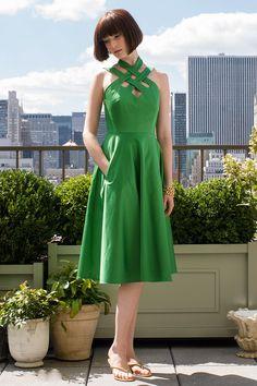 myfashion_diary: Нью-Йорк: Barbara Tfank весна-лето 2013