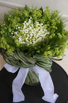 bridal bouquet ブライダルブーケ - fleurs trémolo フル-ル トレモロ 広島市の花屋