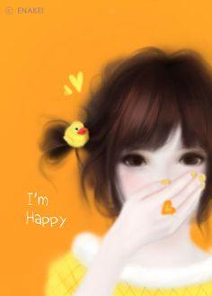 Enakei: Jennie's Portraits by Park Suran 박수란 ~ I'm happy