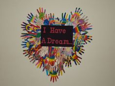 martin luther king arts and crafts | Footprint Art Martin Luther King Jr Day Crafts Pinterest Board