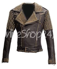 b6d256e3e 8 Best Women Leather Garments images in 2019 | Studded leather ...