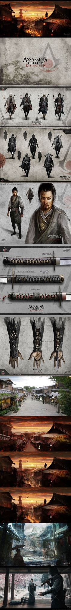 If Assassin's Creed was set in Japan.