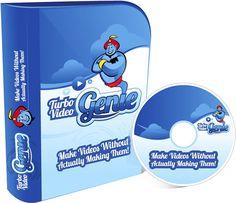 Mit dem Turbo-Video-Genie ganz einfach Affiliate-Videos machen!