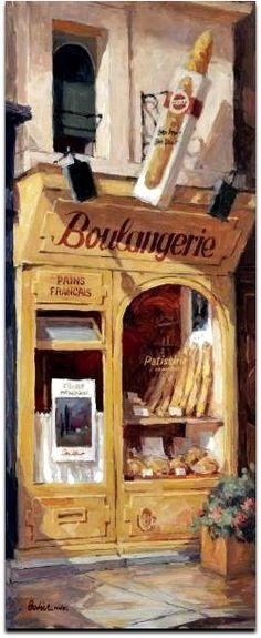 Pain de Paris   George Botich