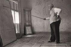 """In questa intervista il pittore francese racconta l'idea della Cappella di Vence «Cercavo la sintesi del mio lavoro e volevo dare a chi entra un senso di leggerezza. Non dunque: """"fratelli, bisogna morire"""", ma """"fratelli, bisogna vivere""""» Per"""