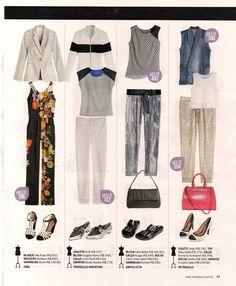 Colete Unak na edição de Setembro da revista MANEQUIM