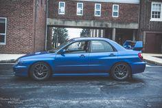 Subaru WRX Bugeye #Subaru #Impreza #Sti