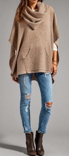 Looks so warm and comfy - but in another color