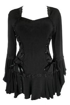 goth outfits for women | Plus Size Gothic Clothing for Women | High Fashion Update