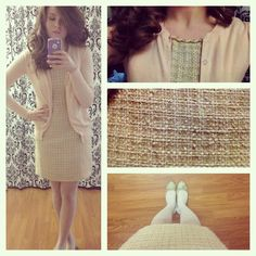 OOTD | Bridal Shower!  @TheDressDare #thedressdare @PluckyPicaroon #dress