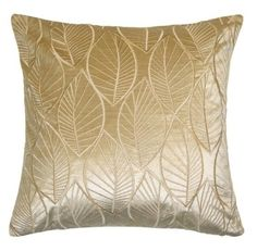 Voyage Maison Alva Linen Cushion.  Made in Great Britain