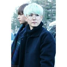YOONGI ❤ liked on Polyvore featuring bts