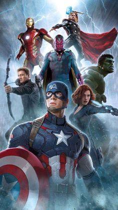 Pack Fondos de pantalla de Avengers