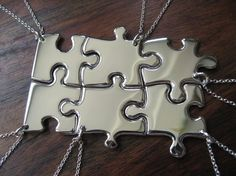 This would be a great gift idea for friends or bridesmaids.