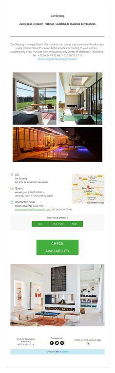 Dar SayangJuste pour le plaisir · Habitat · Location de maisons de vacances