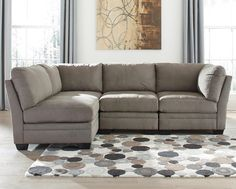 Iago 4-Piece Modular Sectional by Signature Design by Ashley