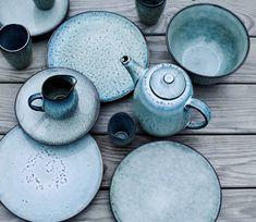 'Nordic' design ceramic tableware by Broste Copenhagen