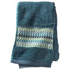 Threshold™ Geometric Bath Towels