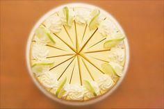 My wife's Key Lime cheesecake. Amazing.