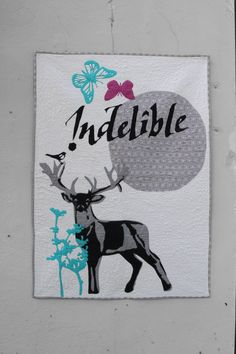 Indelible Quilt | Katarina Roccella for Art Gallery Fabrics