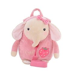 Cheap kindergarten bag, Buy Quality school bags directly from China backpack kindergarten Suppliers: Cute Rabbit Anti-lost School Bags For Girls Bunny Plush Toy Baby Girl Backpack Kindergarten Bags Children's Gifts For Age Baby School Bags, School Bags For Girls, Little Backpacks, Girl Backpacks, Cartoon Bag, Baby Cartoon, Bunny Plush, Cute Plush, Baby Harness