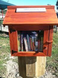 Afbeeldingsresultaat voor Building Little Free Libraries