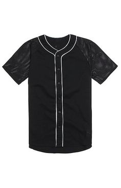 49c67f3a18 On The Byas Baseball Jersey - Mens Shirt Baseball Jersey Outfit
