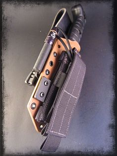 Apocalypse Gear - Becker BK-2 Survival Sheath