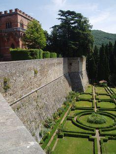 Castello Di Brolio Home Of The Barone Ricasoli