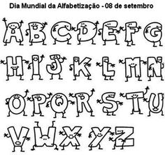 different lettering styles alphabet Calligraphy Fonts Alphabet, Hand Lettering Alphabet, Doodle Lettering, Creative Lettering, Graffiti Lettering, Handwriting Fonts, Lettering Design, Script Fonts, Lettering Tutorial