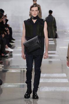 ルイ・ヴィトン 2016秋冬メンズ・ファッションショー