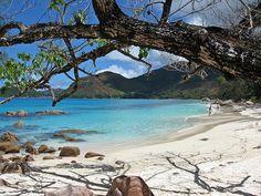 Praslin Island – Seychelles
