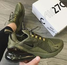 separation shoes 47a98 90940 Nike air max 270 olive